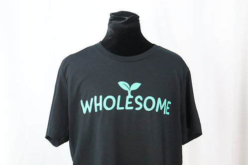Wholesome Tee - Black