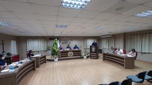Projetos Aprovados em Reunião Ordinária
