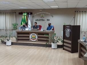Projetos de Lei do Executivo APROVADOS em Sessão Ordinária