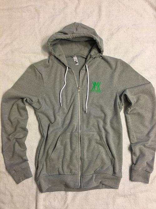 TeamKevin Full Zip Hooded Fleece
