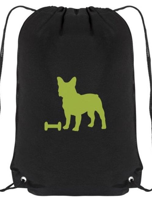 Team Kevin Logo Cinch Bag
