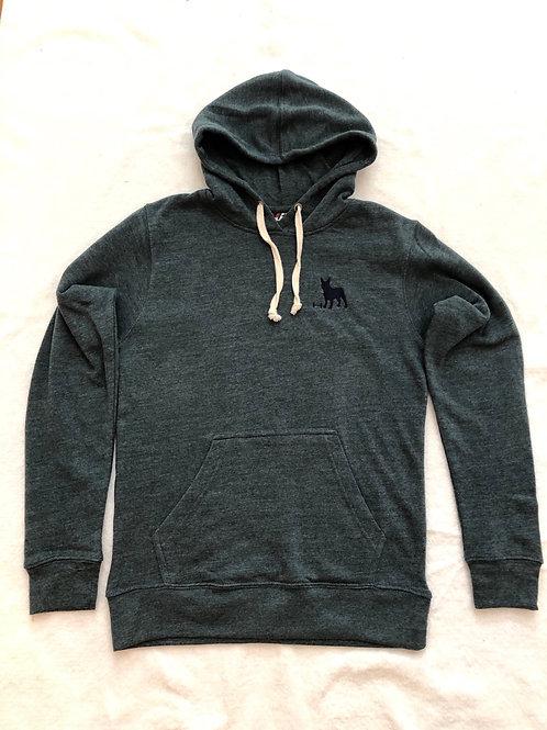 Tri Blend Fleece Pullover