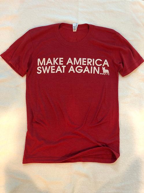 Make America Sweat Again Tee