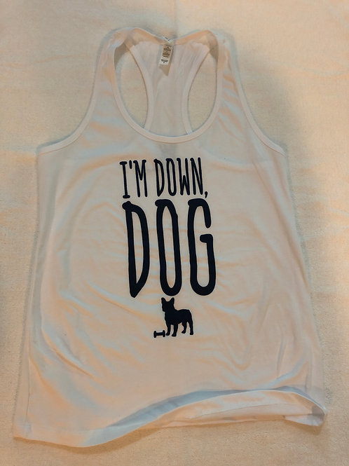 I'm Down, Dog Tank