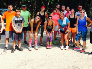 The Full Body Fitness Challenge Debuts To Record Numbers!