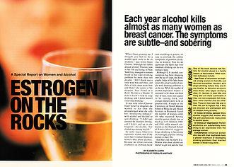 estrogen women's health