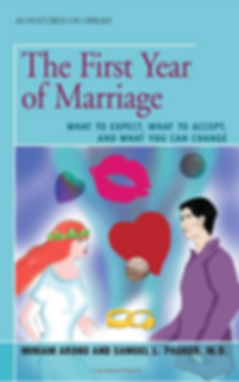 The book: The First Year of Marriage by Miriam Arond and Samuel L. Pauker, M.D.