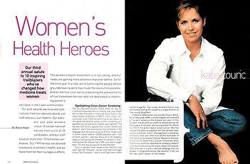 Women's Health Awards