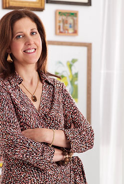 Brand consultant Miriam Arond. Business branding. Personal branding