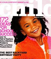 Chid magazine Miriam Arond
