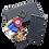 Thumbnail: Masonic Jewel Holder with Zip Case