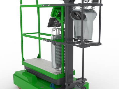 Scissor lift doubles as 'video ref' with unbiased and deep-learning scouting