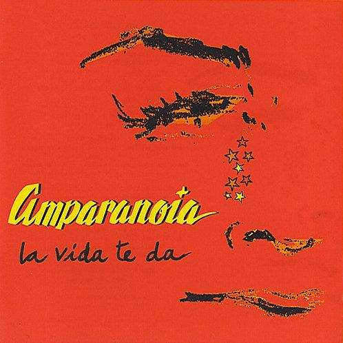 CD - DVD La Vida Te Da - Amparanoia