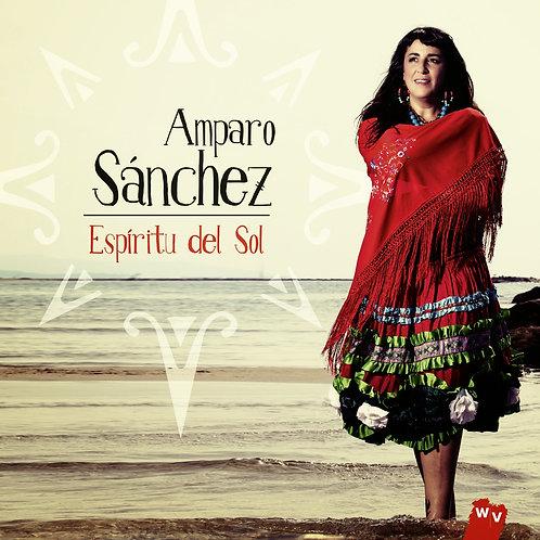 Espíritu Del Sol - Amparo Sánchez