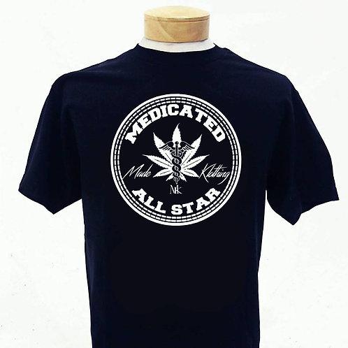 Medicated All Star (Black)