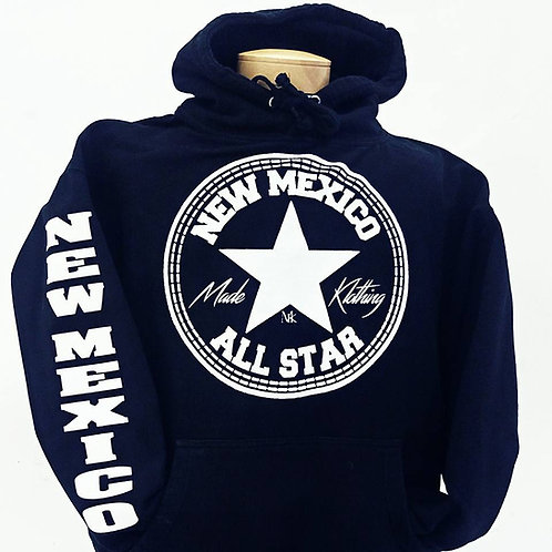 """New Mexico """"All Star"""" Hoodie"""