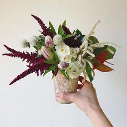 Small seasonal arrangement