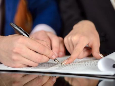 Precauciones al firmar un contrato de renta.