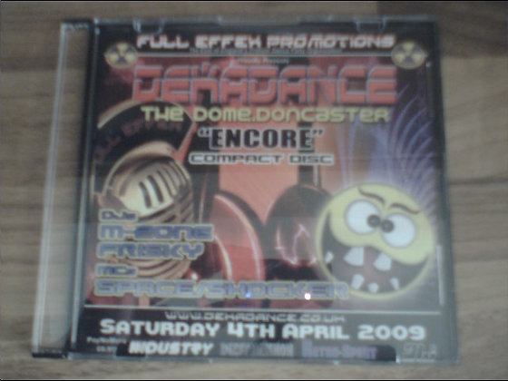 DJ M-Zone - DekaDance 'Encore'