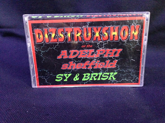 DJ SY & Brisk - Dizstruxshon Adelphi