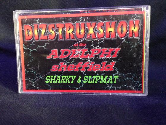Sharky & Slipmatt - Dizstruxshon Adelphi