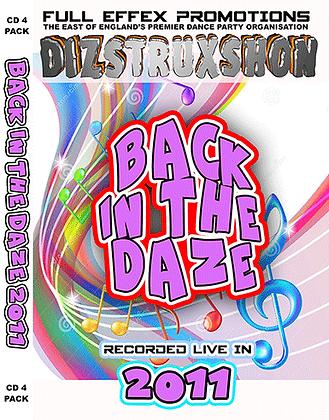Back in the Daze 2011