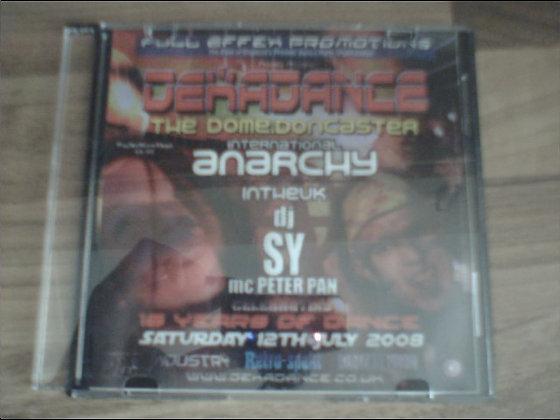 DJ SY - International Anarchy 2008