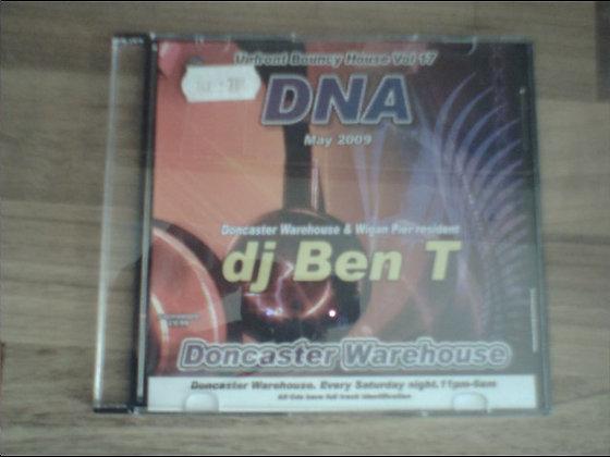 DJ Ben T - DNA