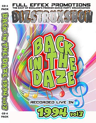 Back in the Daze 1994. vol5