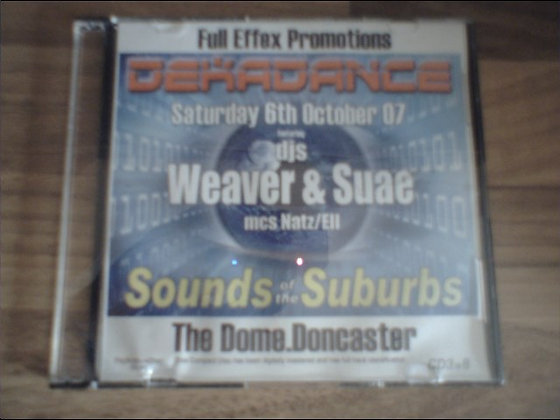 Weaver & Suae - Sounds of the Suburbs