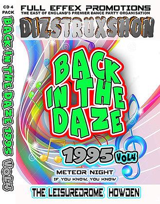 Back in the Daze 1995 Vol 4