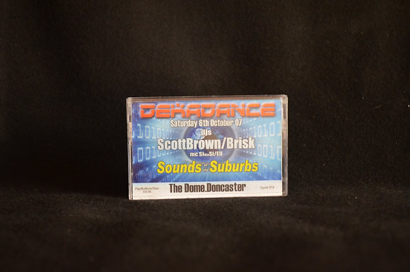 Sounds of the Suburbs - Scott Brown/Brisk
