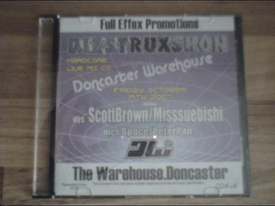 Scott Brown - Dizstruxshon 2007