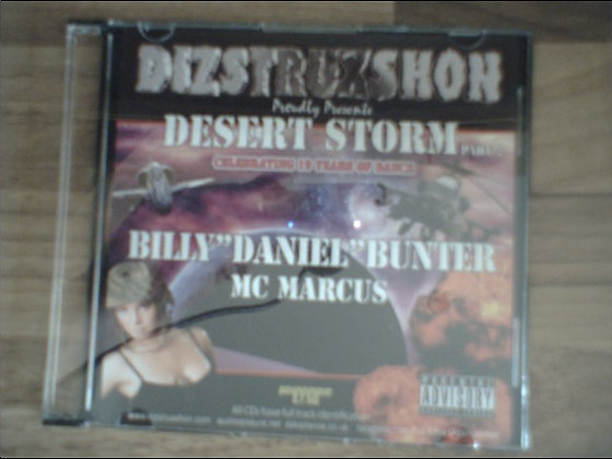 Billy Bunter & Marcus - Dizstruxshon 19th Birthday