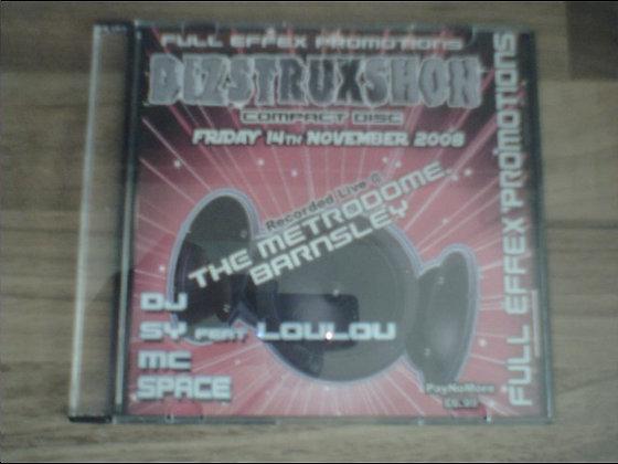 DJ Sy feat LouLou - Dizstruxshon