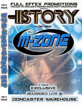 History feat DJ M-Zone