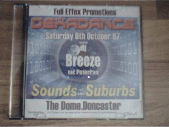 DJ Breeze & PetaPan - Sounds of the Suburbs
