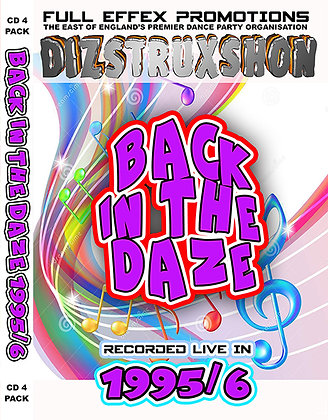Back in the Daze 1995/6