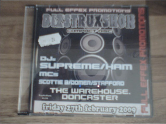 Supreme - Dizstruxshon