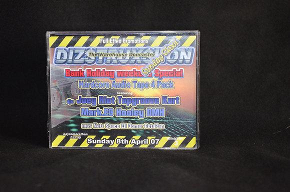 Dizstruxshon - Sunday Skool [4 Pack]