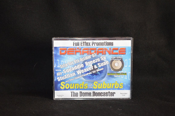 DekaDance - Sounds of the Suburbs -  [4 Pack] [2]