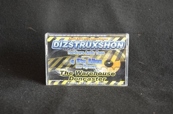 Dizstruxshon - Friday 27th April - Stu Allan