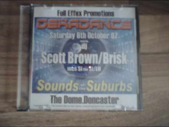 Scott Brown/Brisk & MC SI/ELL - Sounds of the Subu