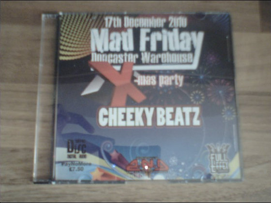 Cheeky Beatz - Mad Friday
