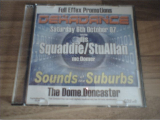 Squaddie/Stu Allan & Domer - Sounds of the Suburbs
