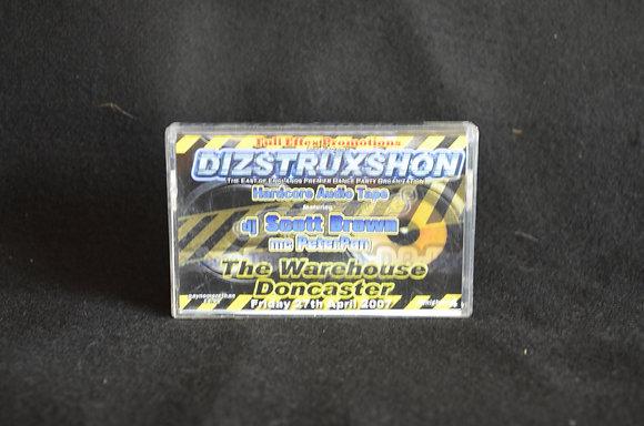 Dizstruxshon - Friday 27th April - Scott Brown