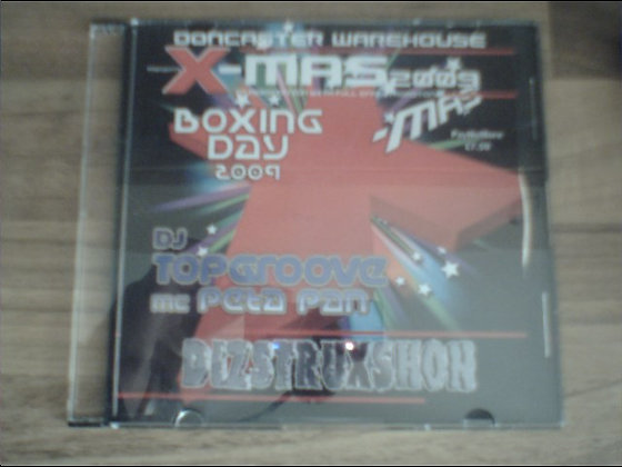Topgroove & PetaPan - Boxing Day Special