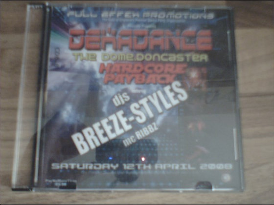 Breeze & Styles - Hardcore Payback