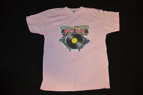 Dizstruxshon DeJaVu T-Shirt [PINK]