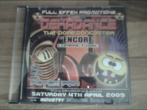 DJ FX - DekaDance 'Encore'